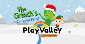 The Grinch Christmas Party Header